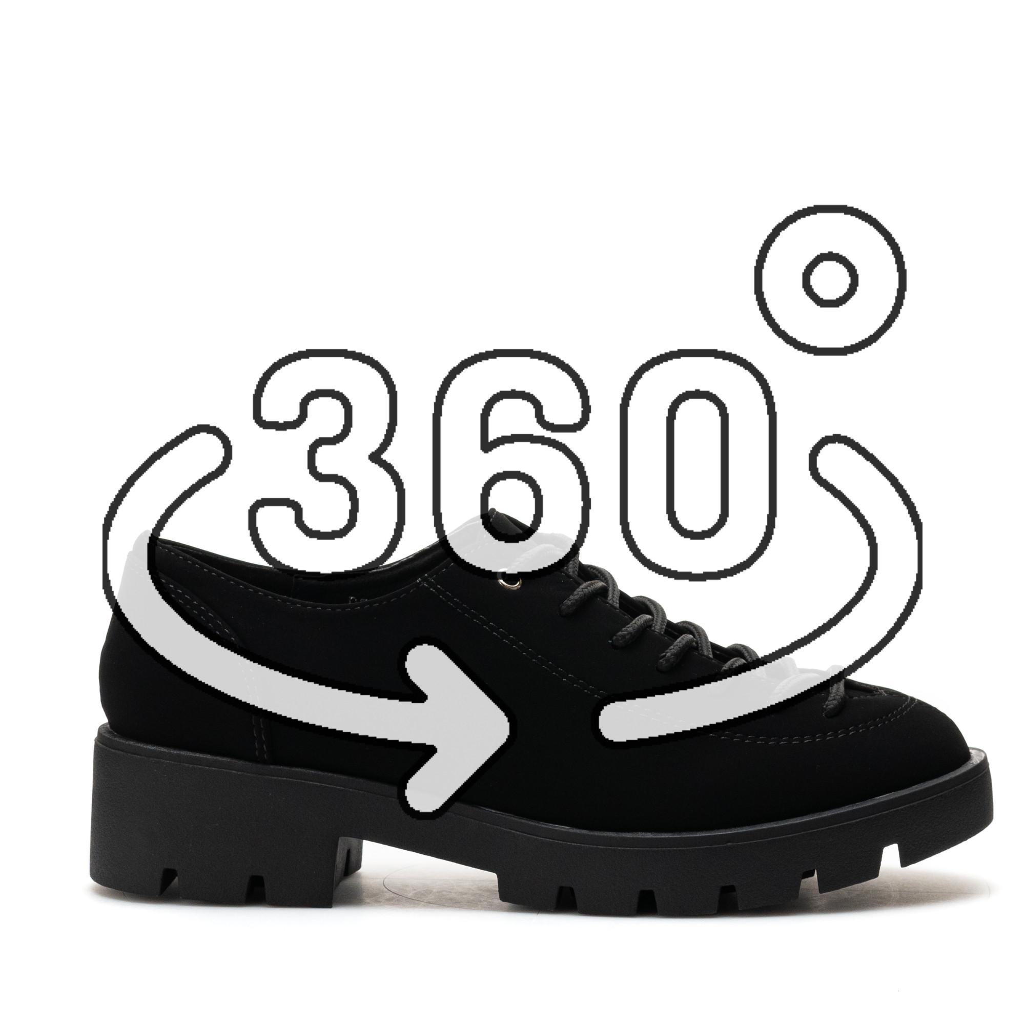 Pantofi Cod: DS11A01 BLACK (D04)