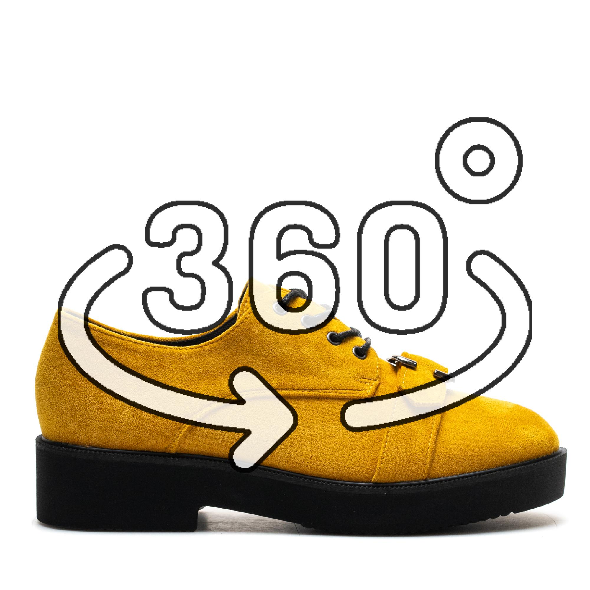 Pantofi Cod: XH-33A YELLOW (C 05)