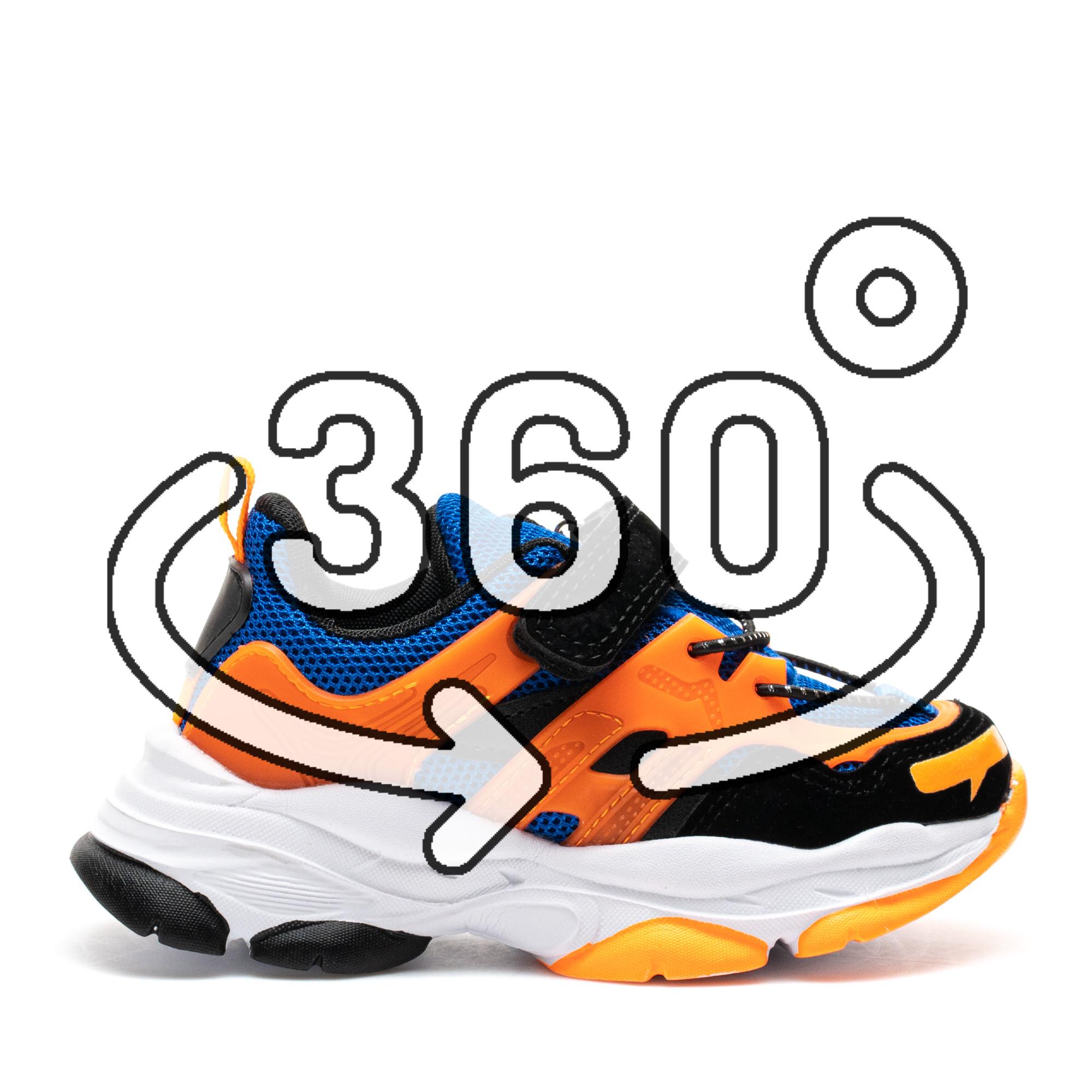 Pantofi Sport Cod: LD-2050B ORANGE (C 010)