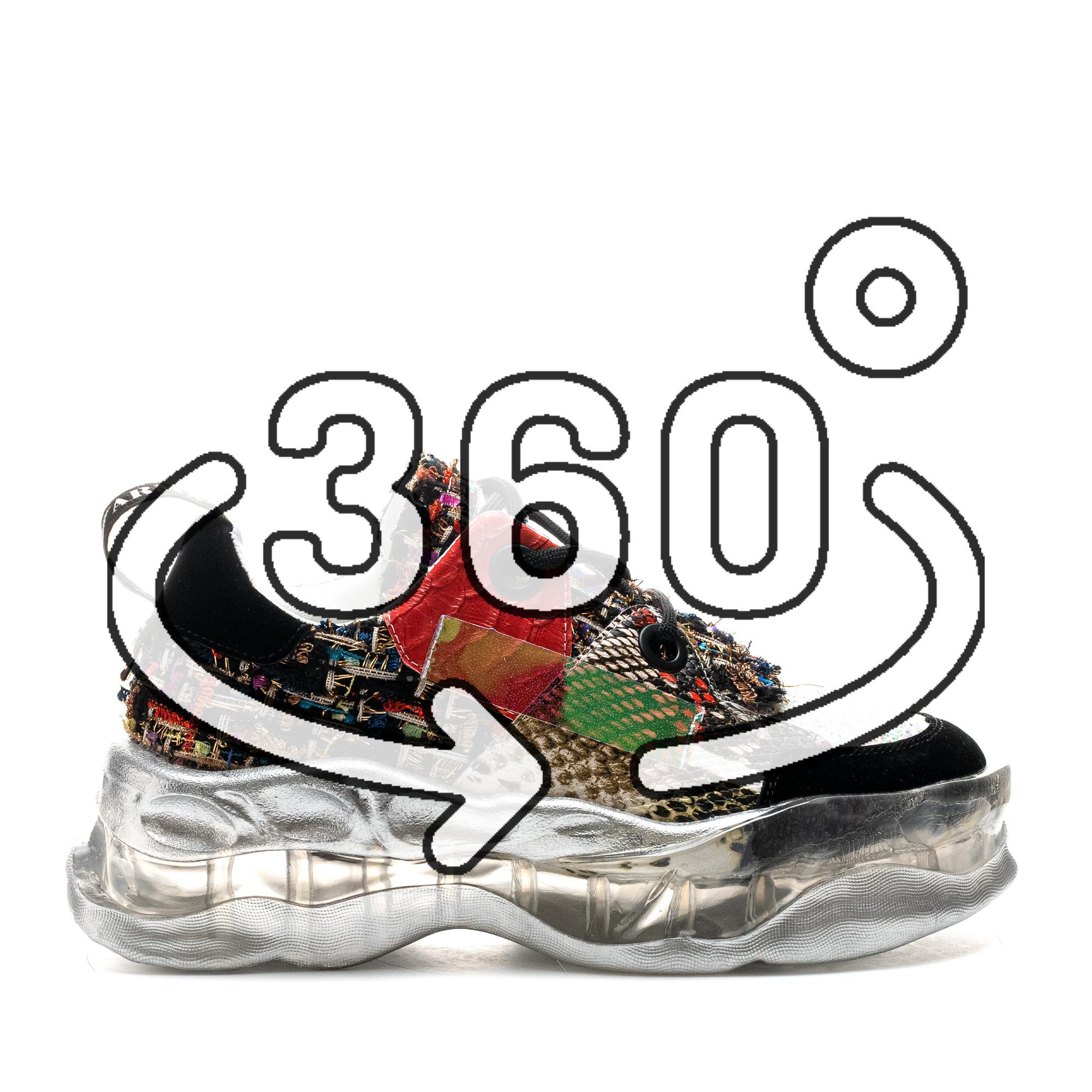 Pantofi Sport Cod: BO-273 BLACK (H02)