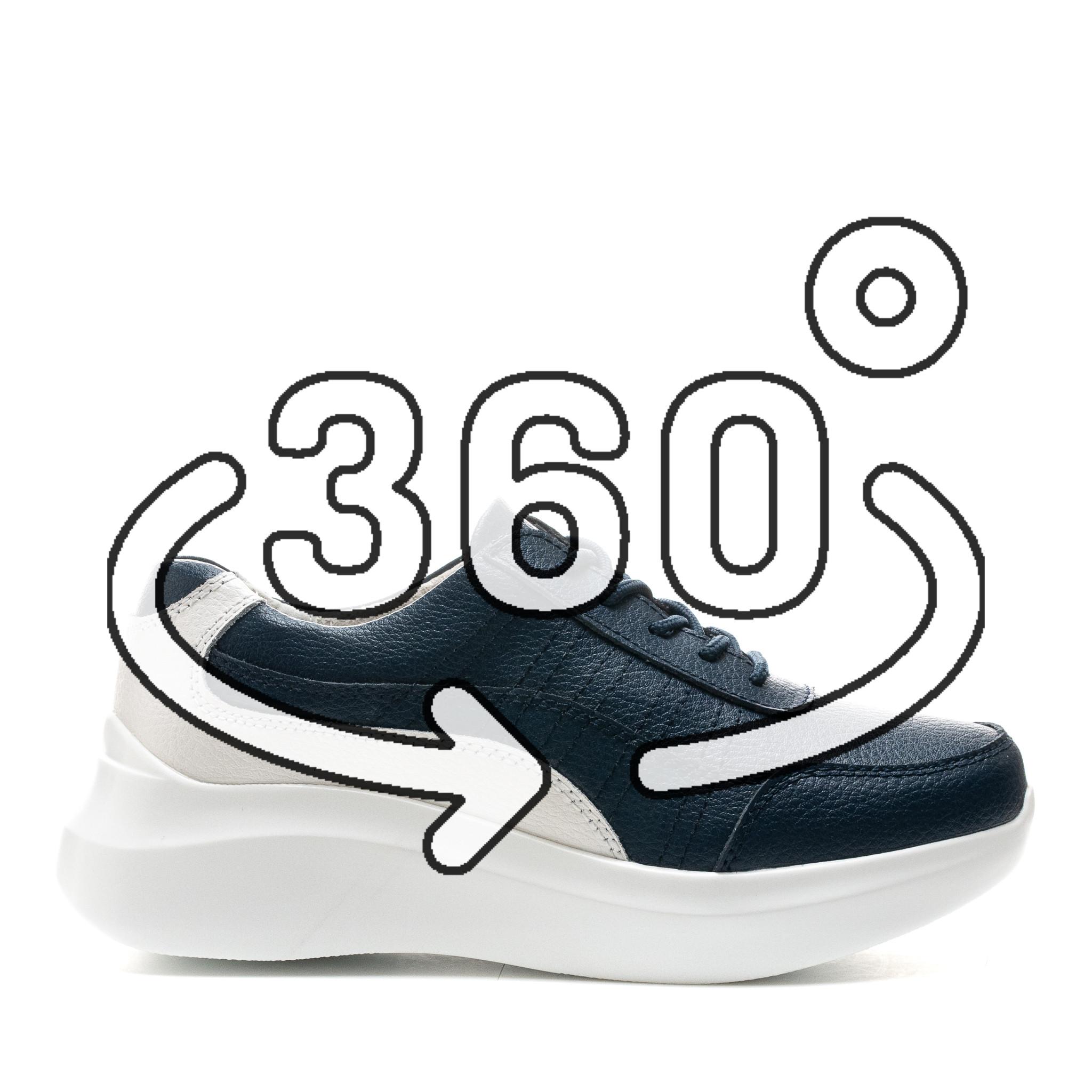 Pantofi Sport Cod: XH-2029 NAVY/WHITE (G01)