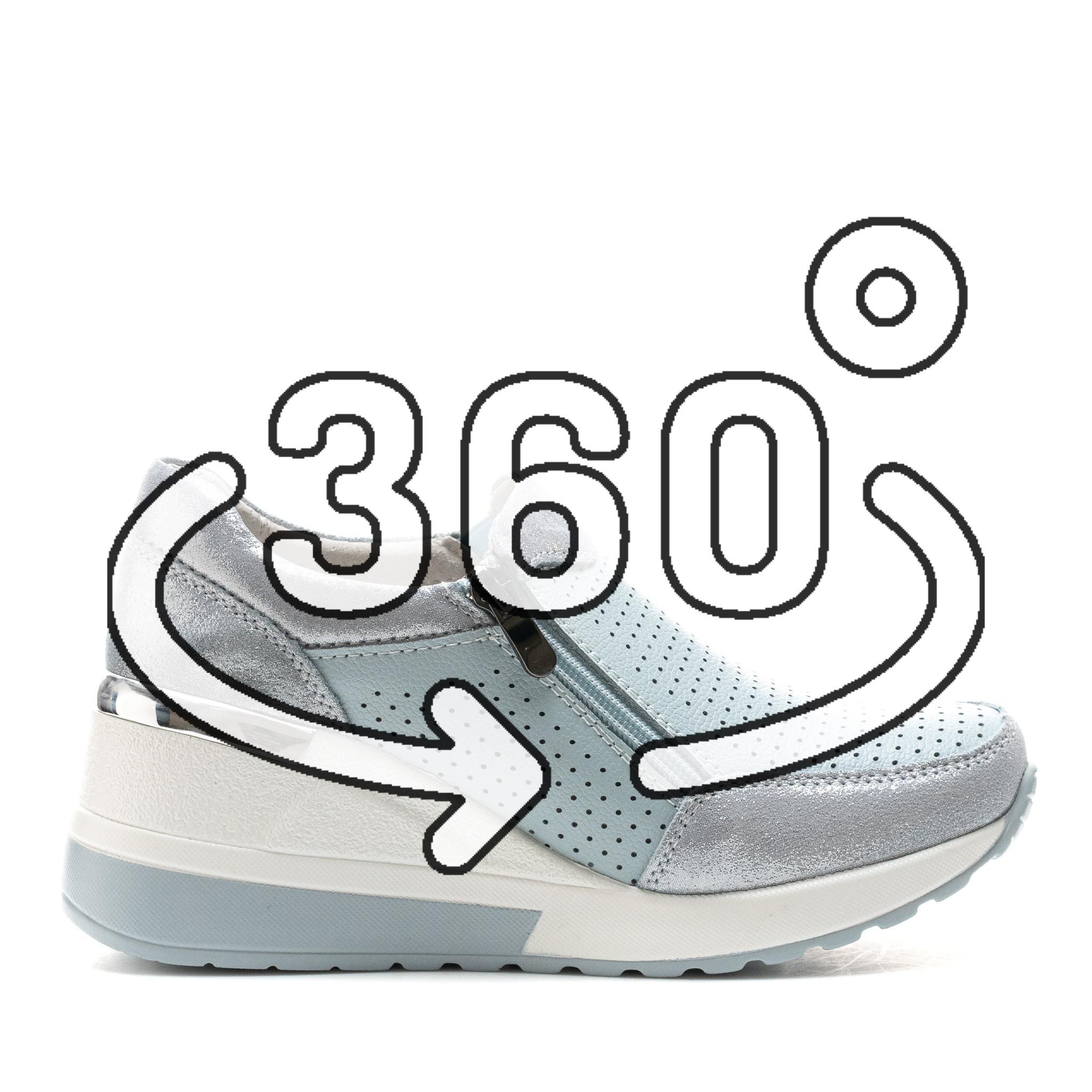 Pantofi Sport Cod: ZT-06 LT. BLUE (C 07)