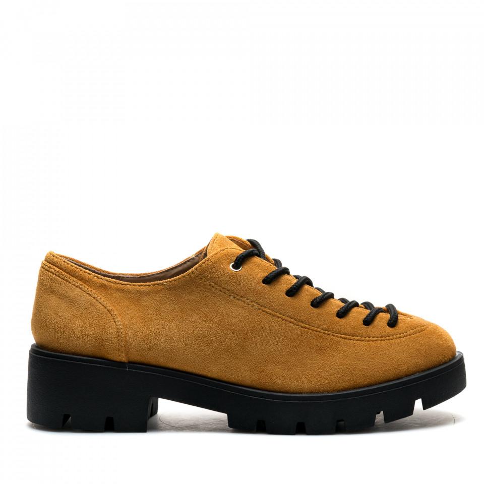 Pantofi Cod: DS11A YELLOW (C 08)