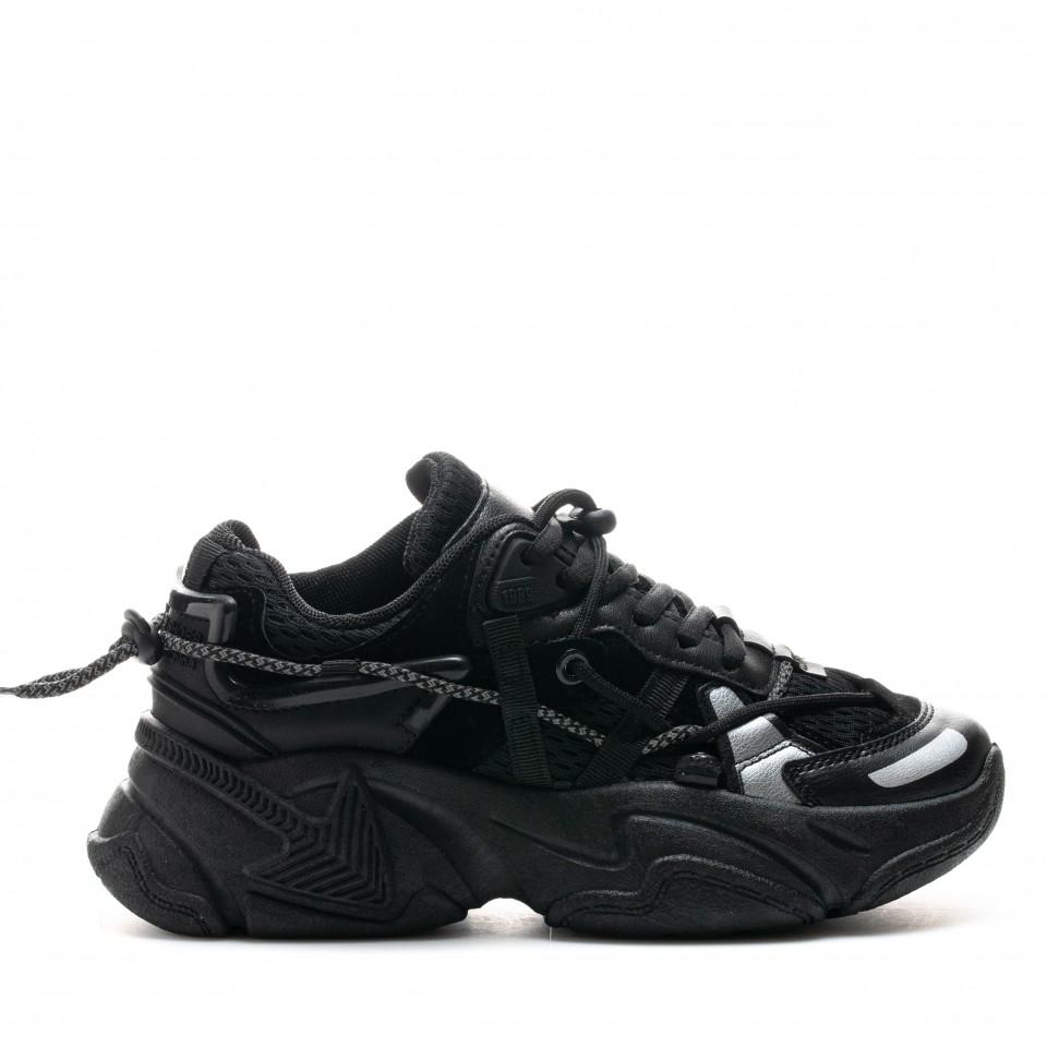 Pantofi Sport Cod: H01 BLACK (H02)