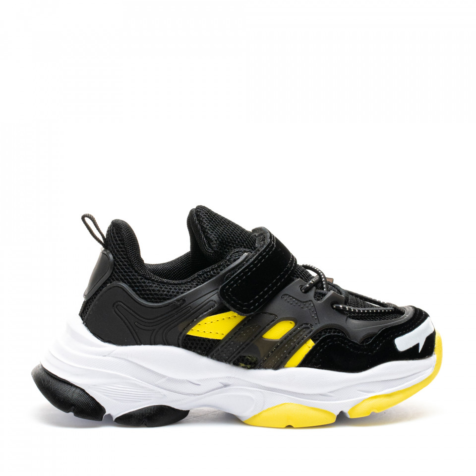 Pantofi Sport Cod: LD-2050D BLACK (H03)(E01)