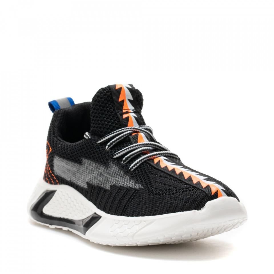 Pantofi Sport Cod: LD-3032A BLACK (J03)