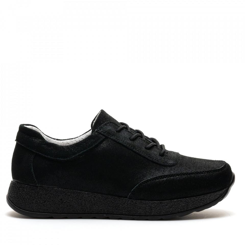 Pantofi Sport Cod: PL-3107 BLACK (G01)