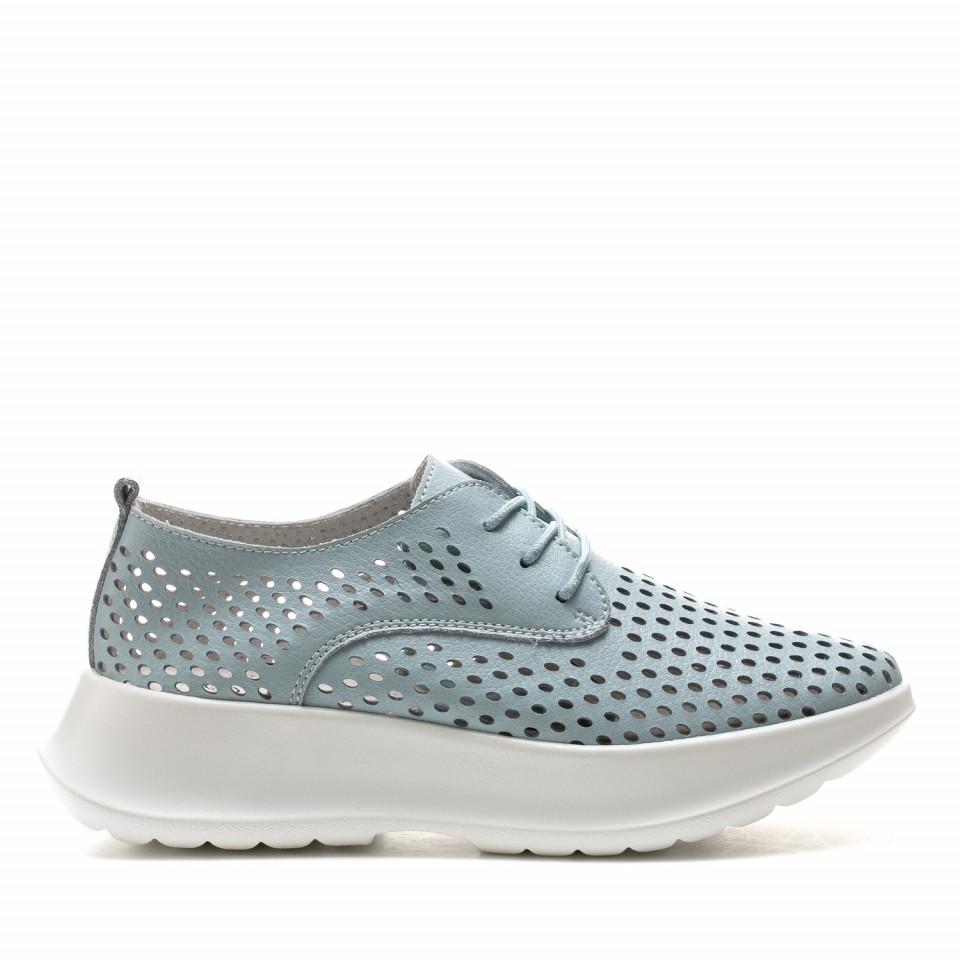 Pantofi Sport Cod: XH-2081 LT. BLUE (E09)(E012)