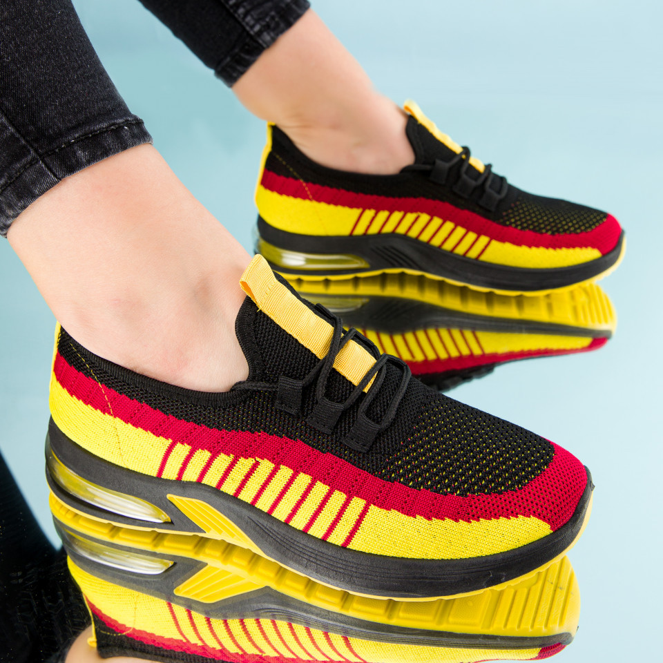 "Pantofi sport ""MireaFashion"" Cod: HQ-14-79 BLACK (C011)"