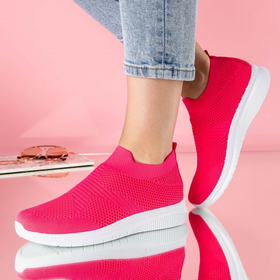 """Pantofi sport """"MireaFashion"""" Cod: NB330-7 PEACH (H15)"""