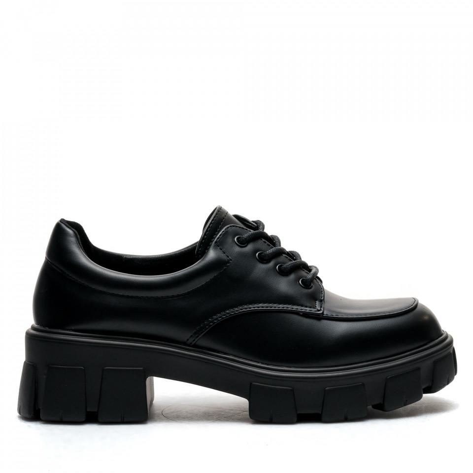 Pantofi Cod: A21-31 BLACK (C 09)