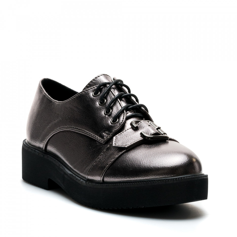 Pantofi Cod: XH-33 GREY (G03)