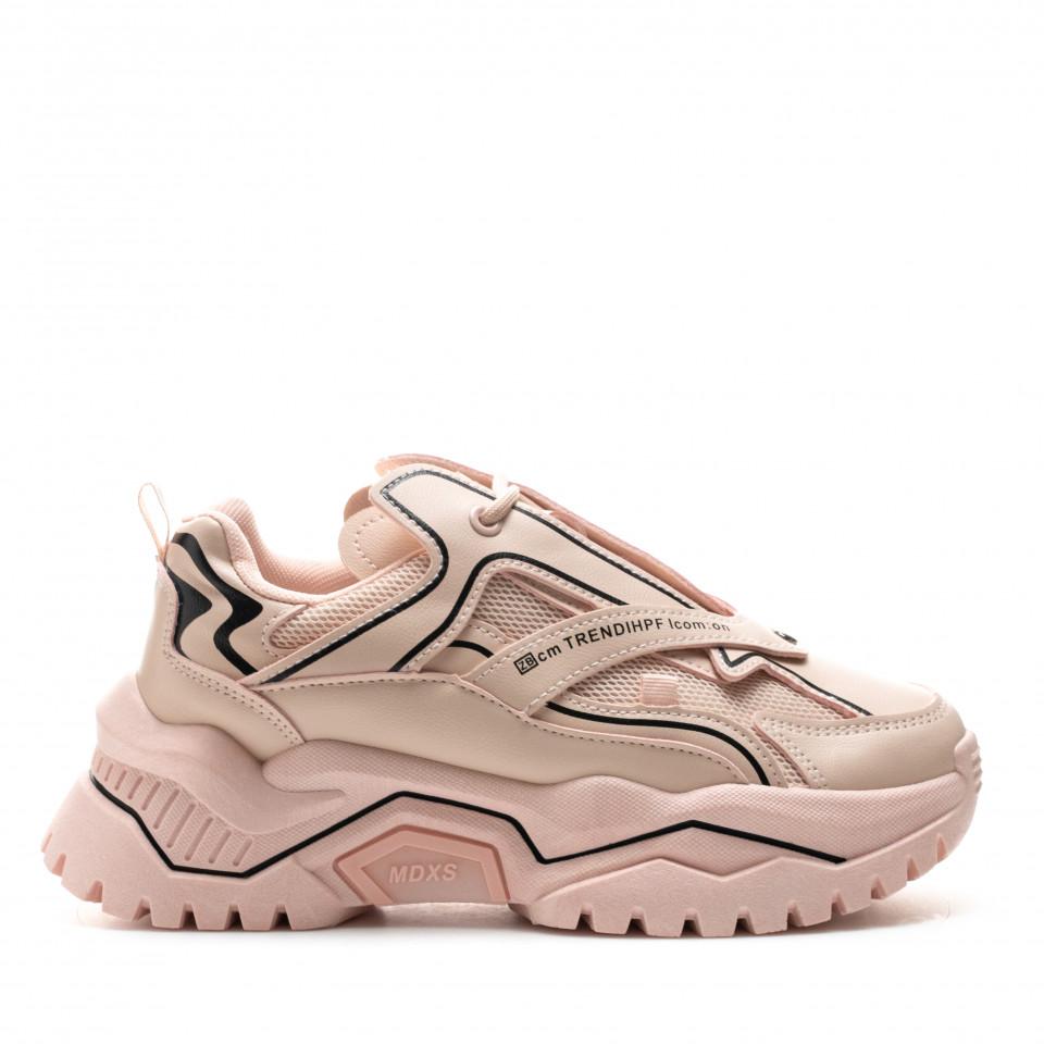 Pantofi Sport Cod: K01-3 PINK (C 07)