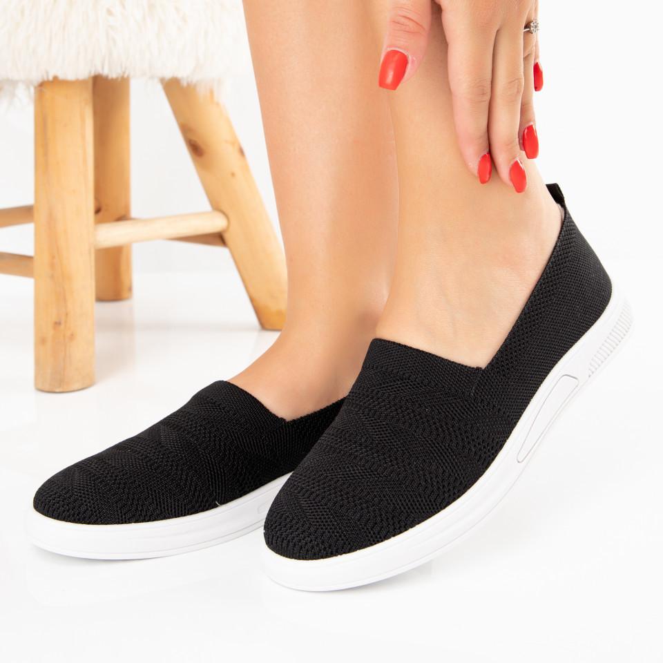 "Pantofi Sport ""MireaFashion"" Cod: H62-1 BLACK (E07)"