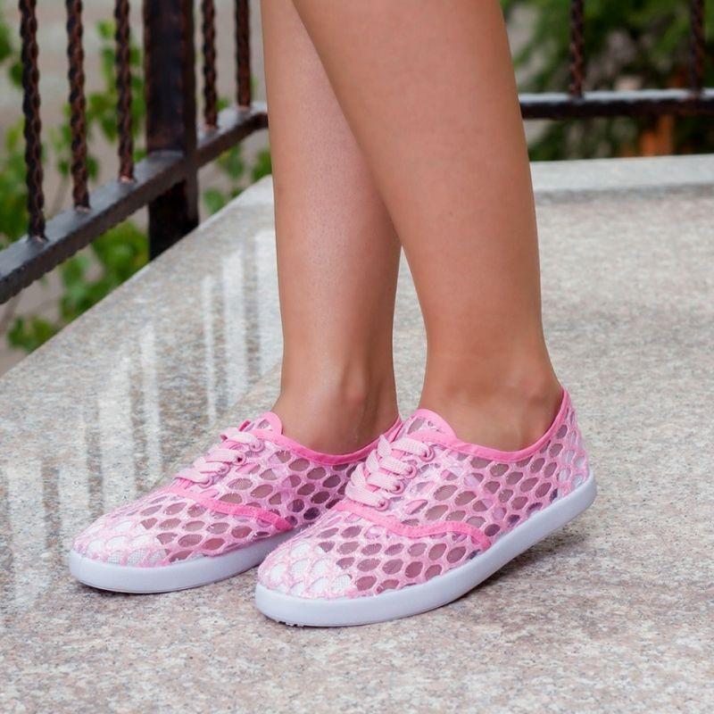 "Tenisi ""MireaFashion"" Cod: 632 Pink (B14)"