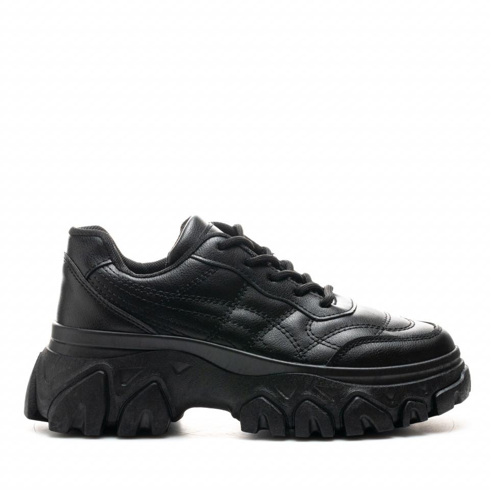 Pantofi Sport Cod: LA151 BLACK (C 07)