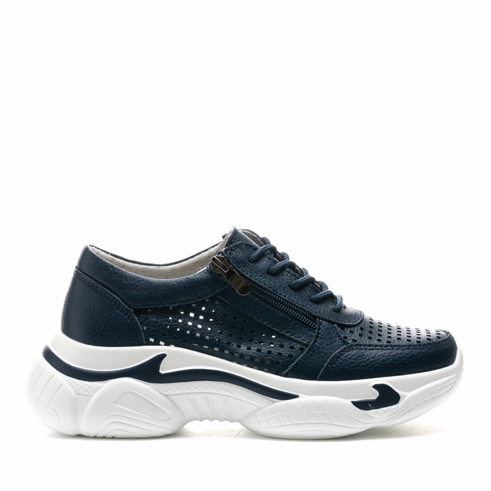 Pantofi Sport Cod: XH-2013 NAVY (I 04)