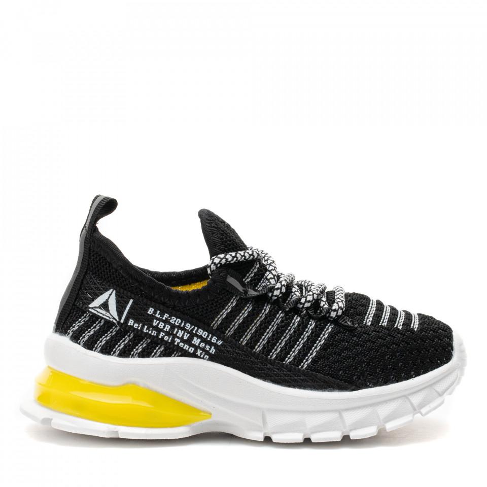 Pantofi Sport Cod: Z-3A YELLOW (D04) (C 010)