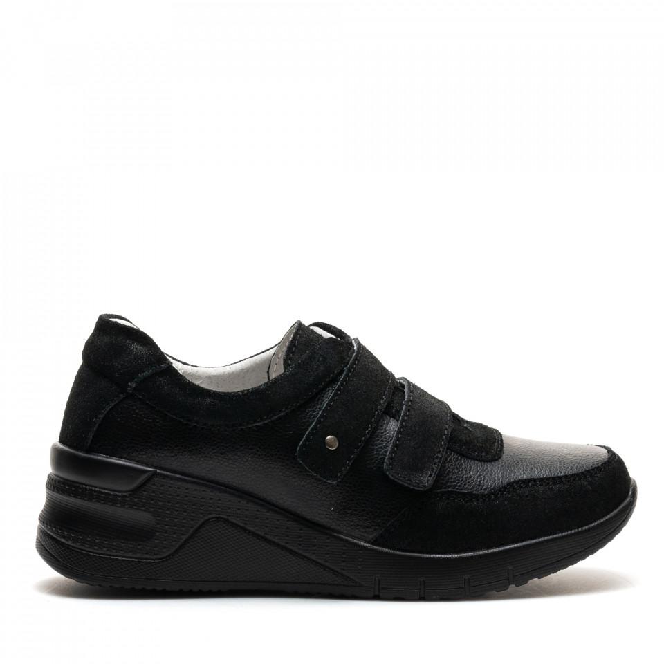 Pantofi Sport Cod: ZT-02 BLACK (I 02)