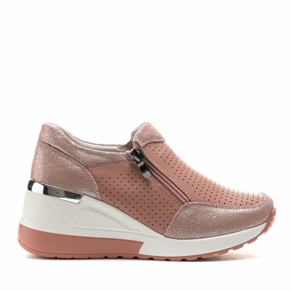 Pantofi Sport Cod: ZT-06 PINK (G04)