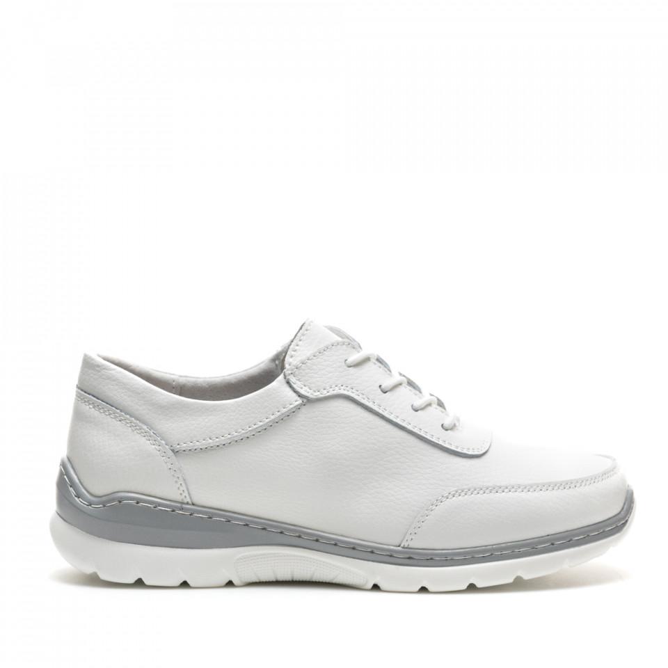 Pantofi Cod: PL-2124 WHITE (F04)