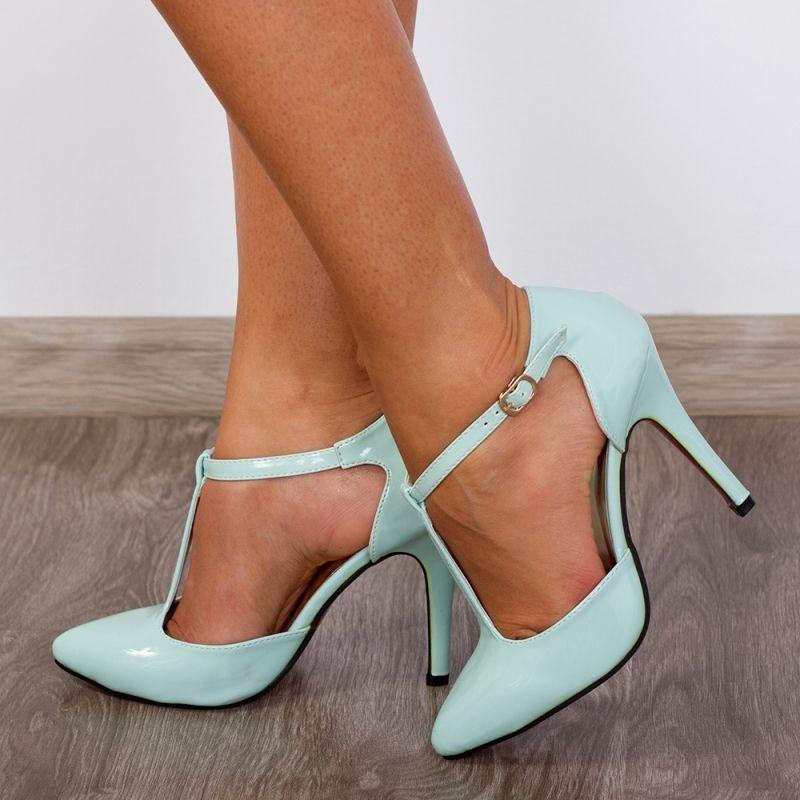"Pantofi ""MEI Fashion"" Cod: OL-MD5 Blue (AA12)"
