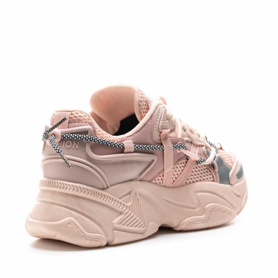 Pantofi Sport Cod: H01 PINK (F02)
