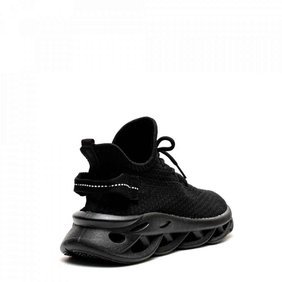 Pantofi Sport Cod: LM038 BLACK (E09)