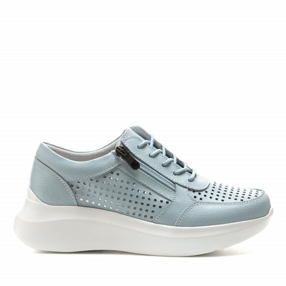 Pantofi Sport Cod: XH-2018 LT. BLUE (E09)