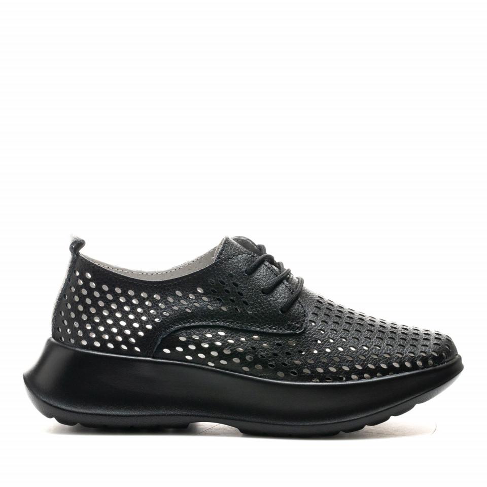 Pantofi Sport Cod: XH-2081 BLACK (E010)