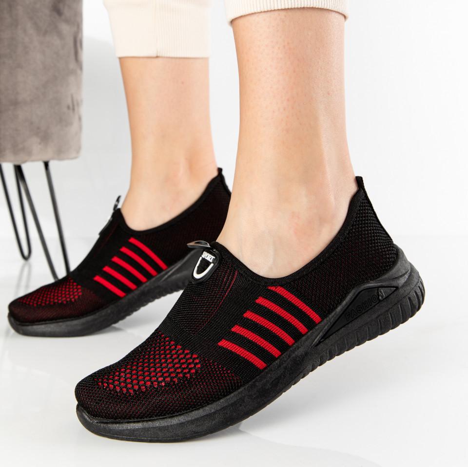 "Pantofi Sport ""MireaFashion"" Cod: 1213 BLACK (B08)"