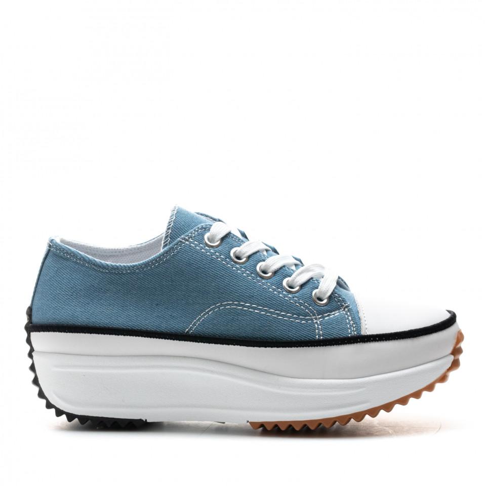 Pantofi Sport Cod: 1819 COWBOY BLUE (G02)