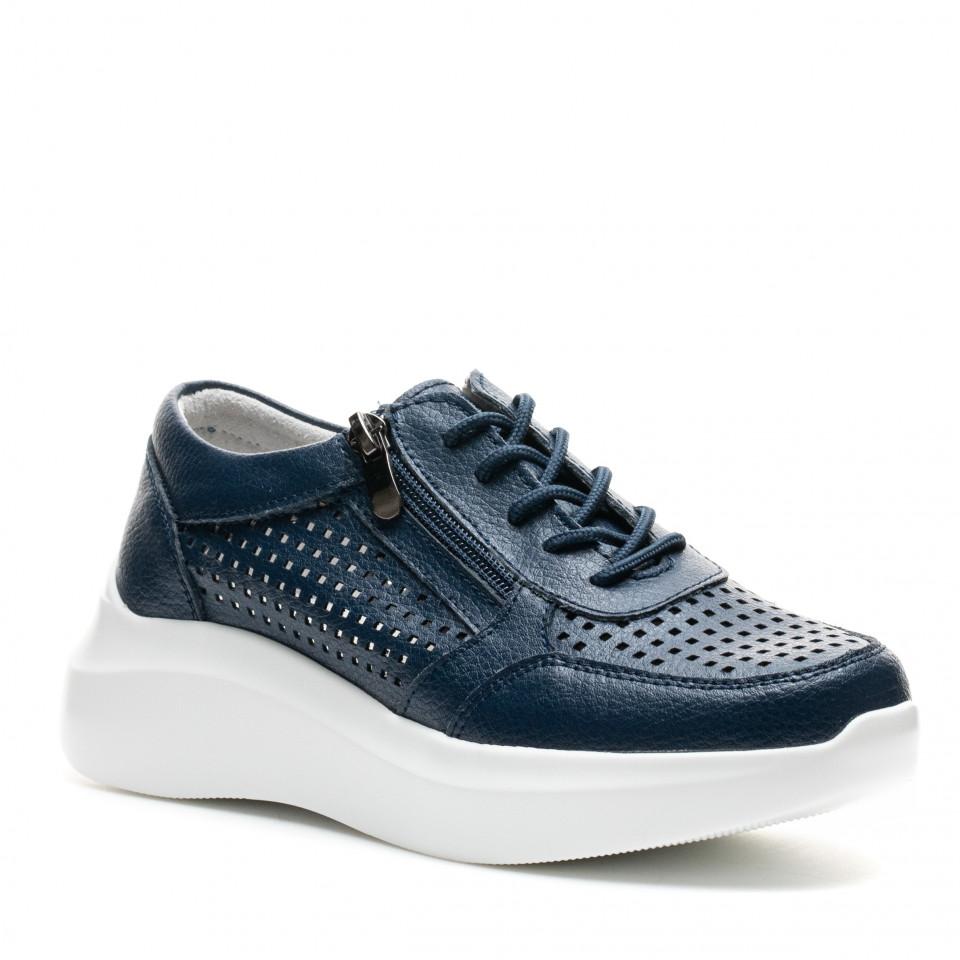 Pantofi Sport Cod: XH-2018 NAVY (F04)