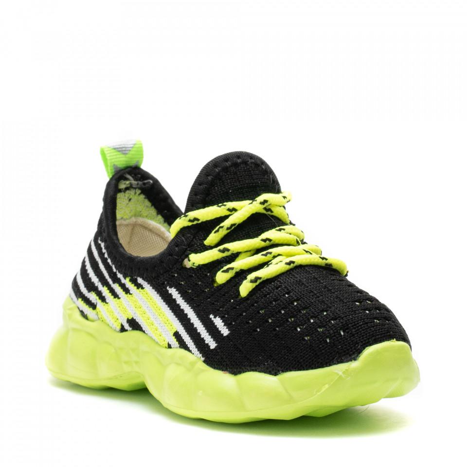Pantofi Sport Cod: Z-7B GREEN (E01)