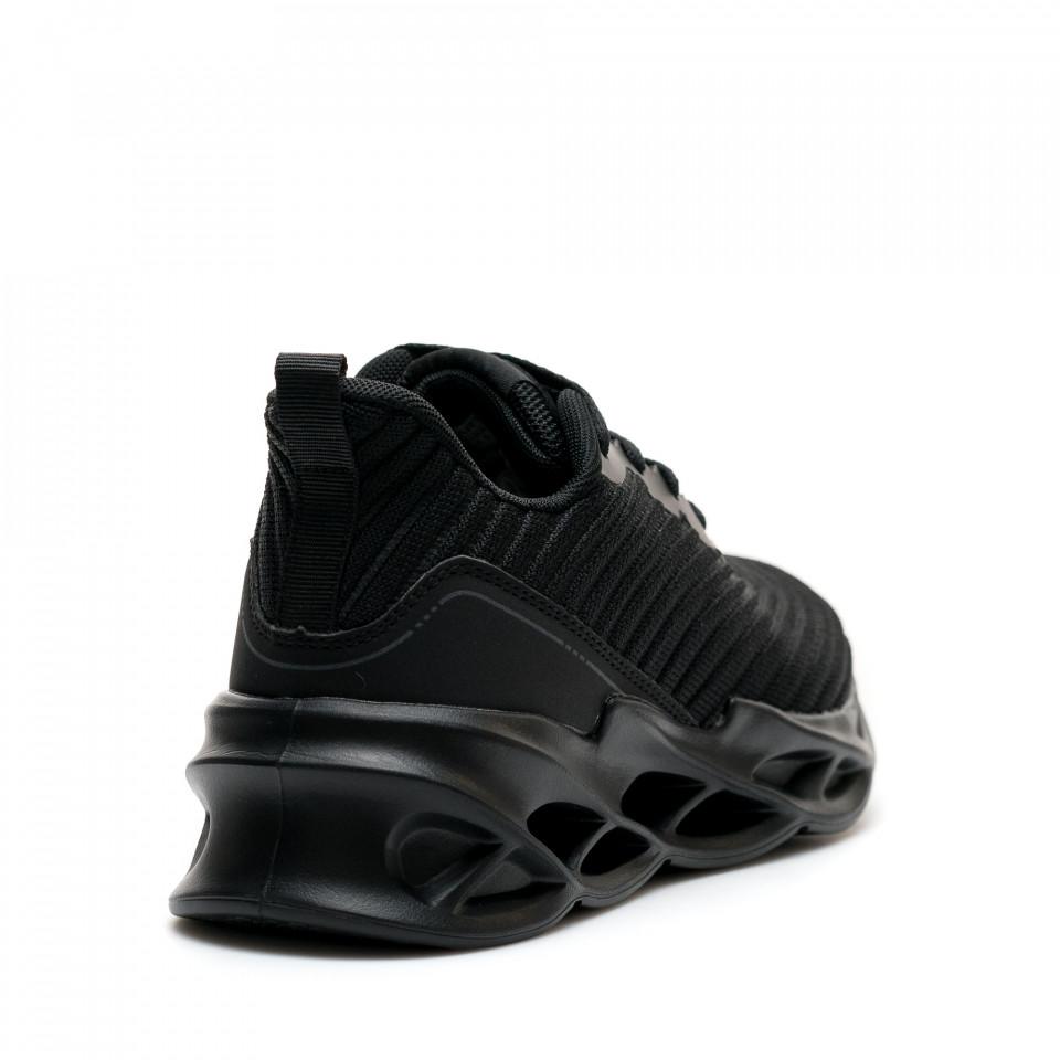 Pantofi Sport Cod: D0567-1 ALL BLACK (H02)