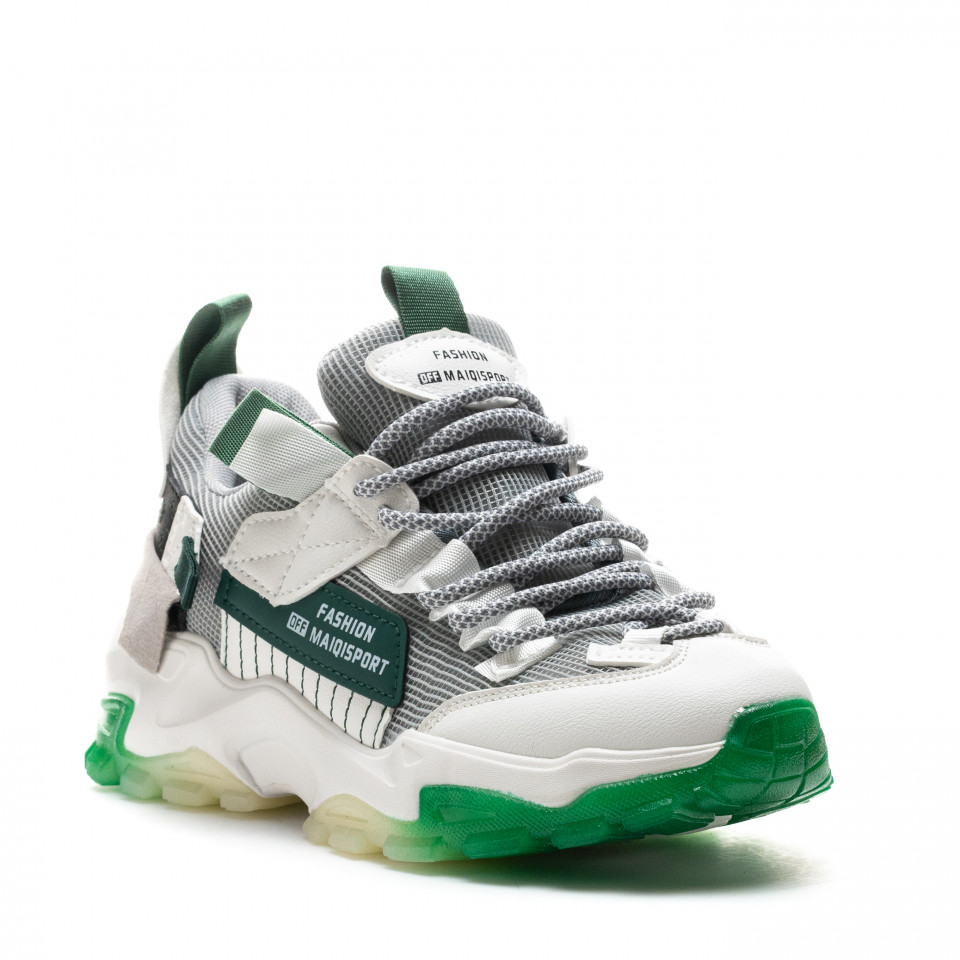 Pantofi Sport Cod: H20-1 GREY (D02)