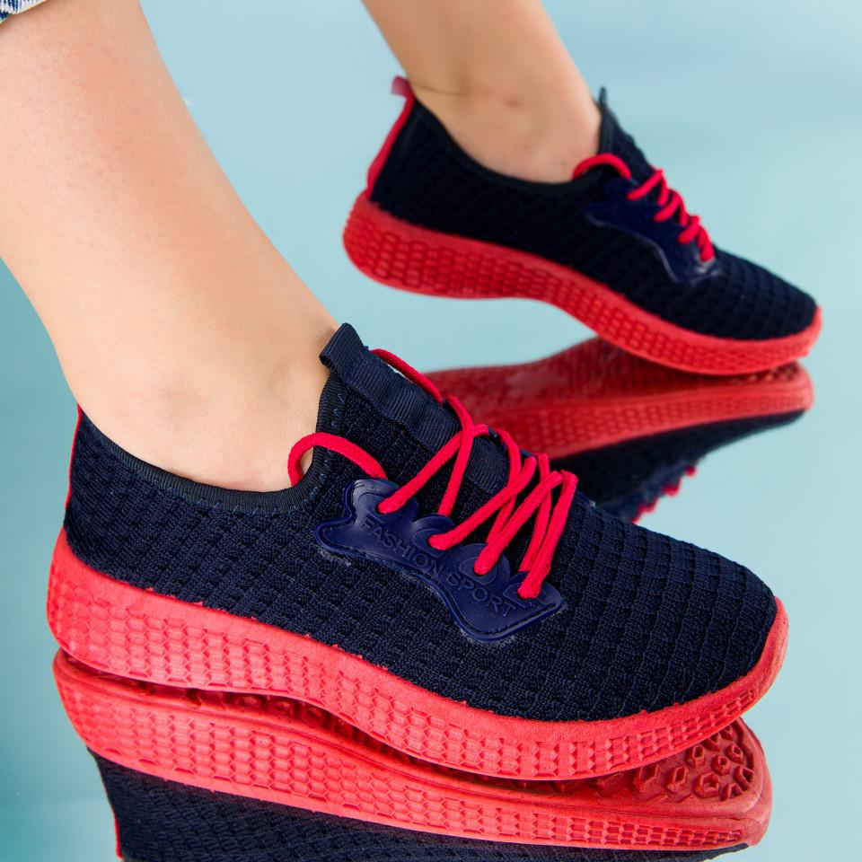 """Pantofi sport """"MireaFashion"""" Cod: HQ-34-157 BLUE (A03)"""