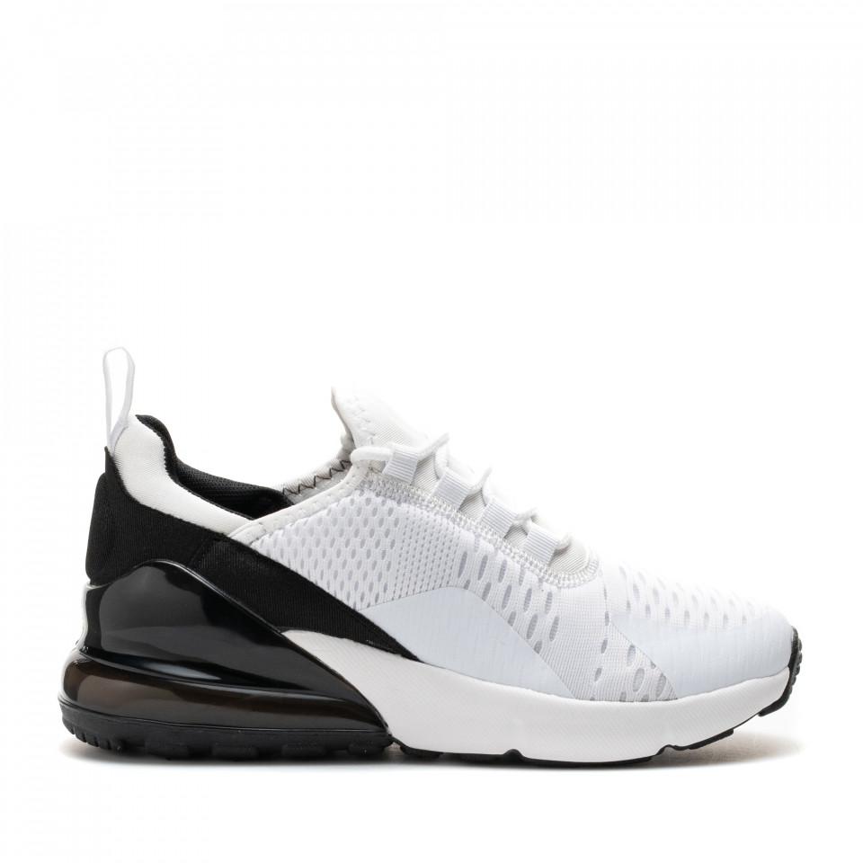 Pantofi Sport Cod: 368-2 WHITE/BLACK (H03)