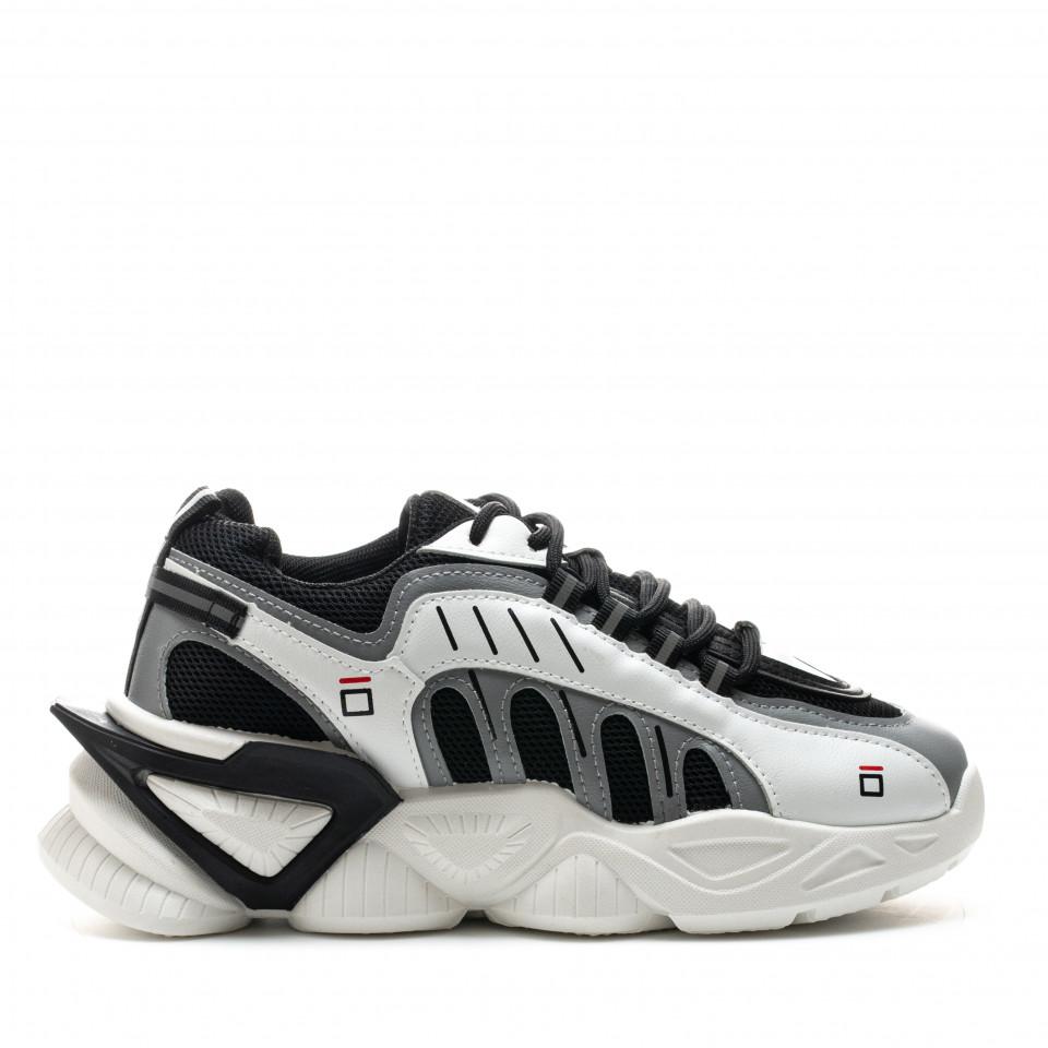 Pantofi Sport Cod: 8801-1 BLACK (i 02)