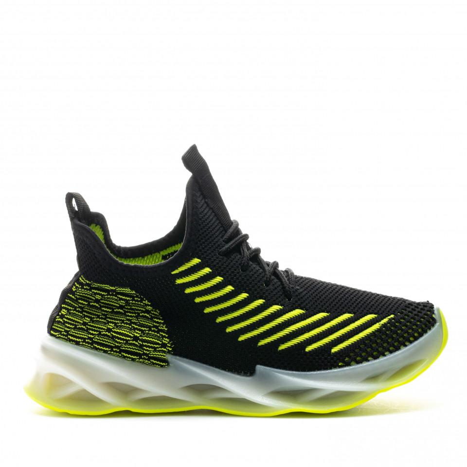 Pantofi Sport Cod: DS8828-1 BLACK (D01)