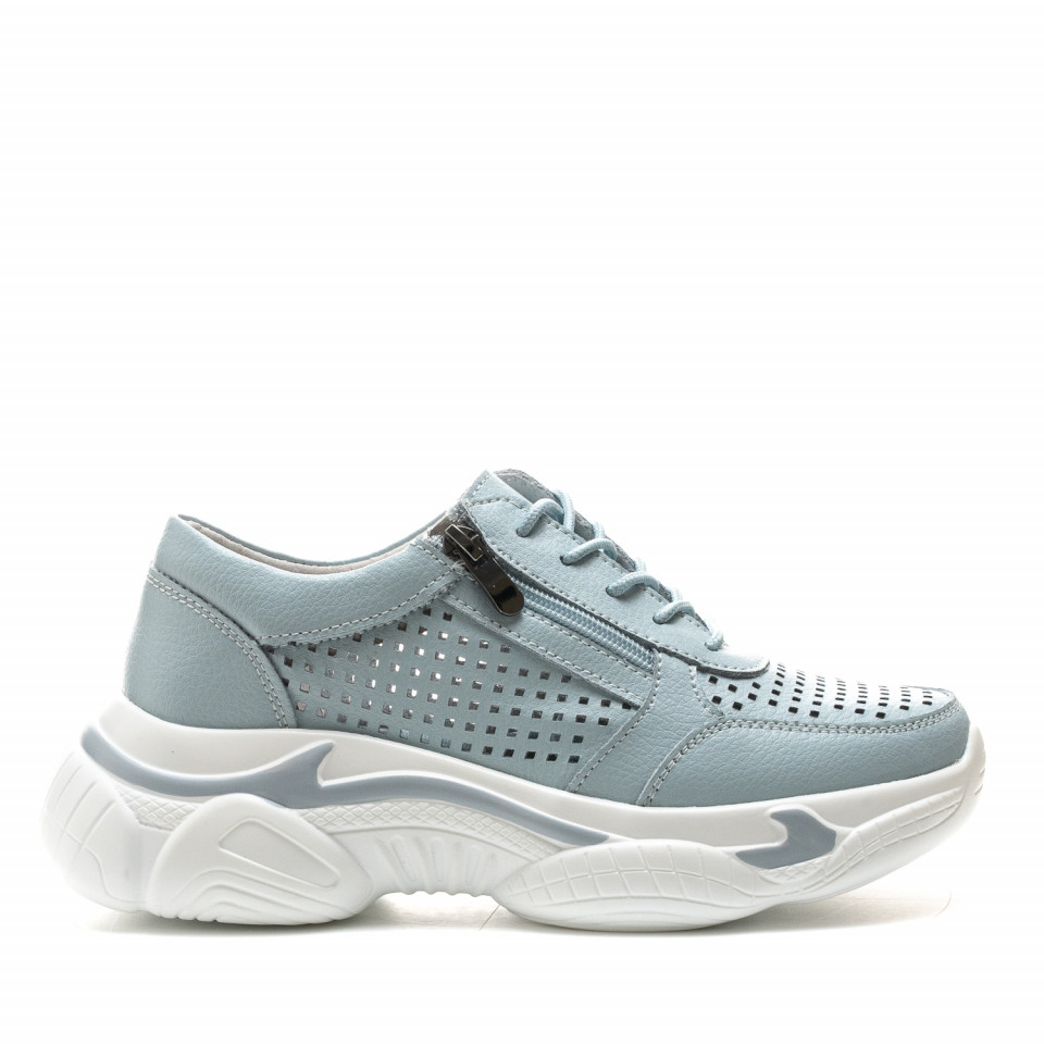 Pantofi Sport Cod: XH-2013 LT. BLUE (J03)