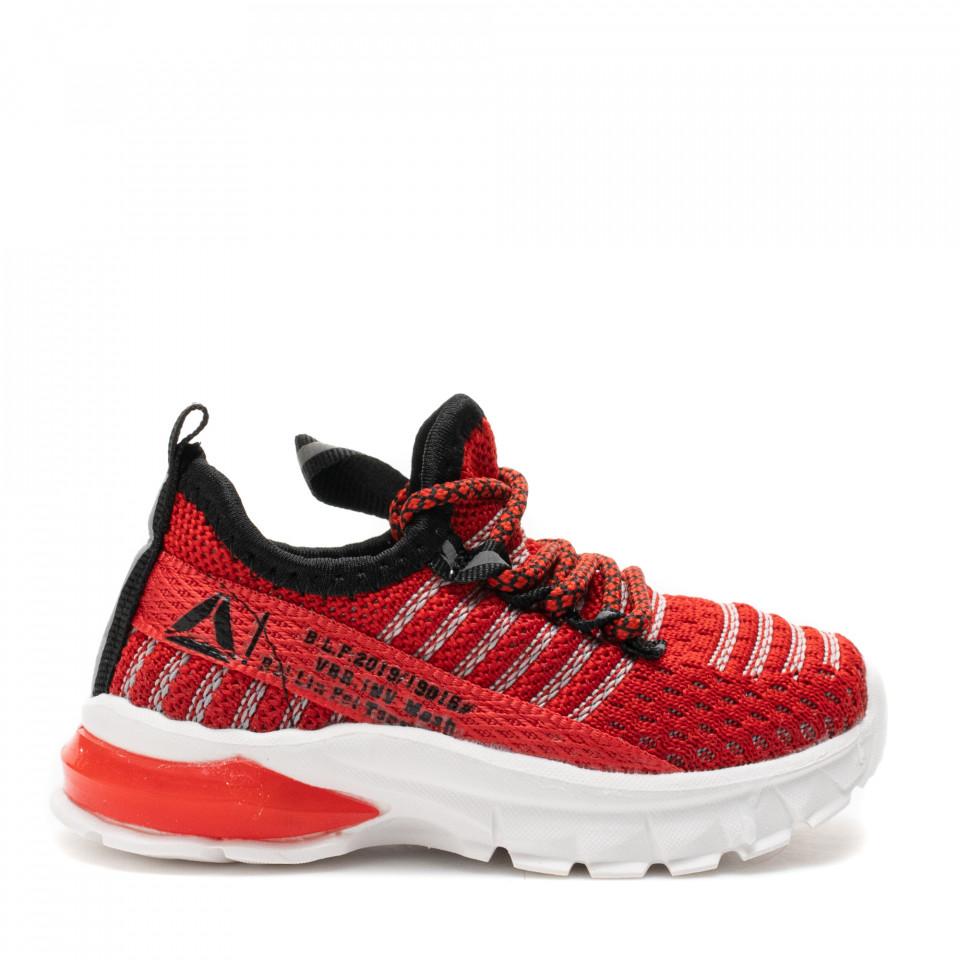 Pantofi Sport Cod: Z-3B RED (D03)