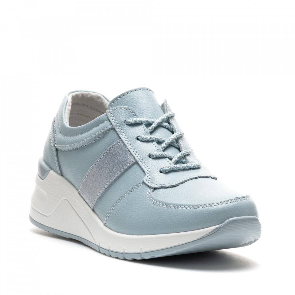 Pantofi Sport Cod: ZT-01 LT.BLUE (H03)