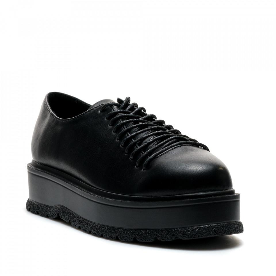 Pantofi Cod: XH-30A BLACK (D02)