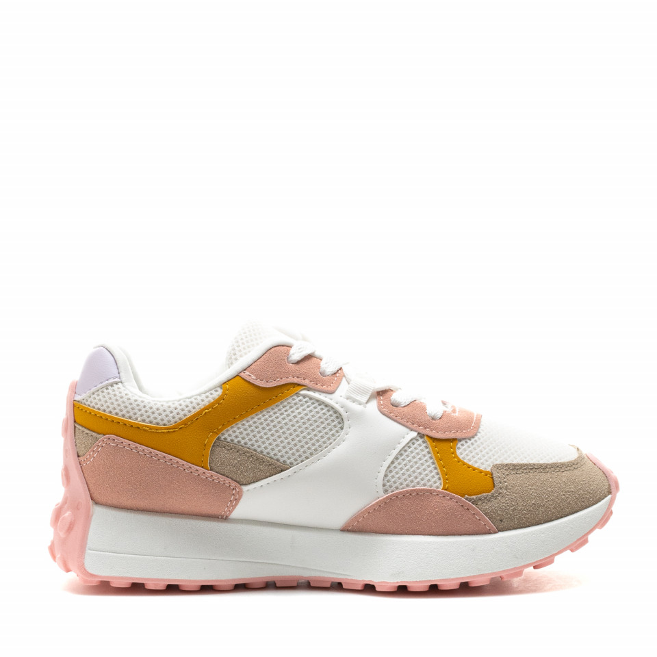 Pantofi Sport Cod: 6116 PINK (C 010)