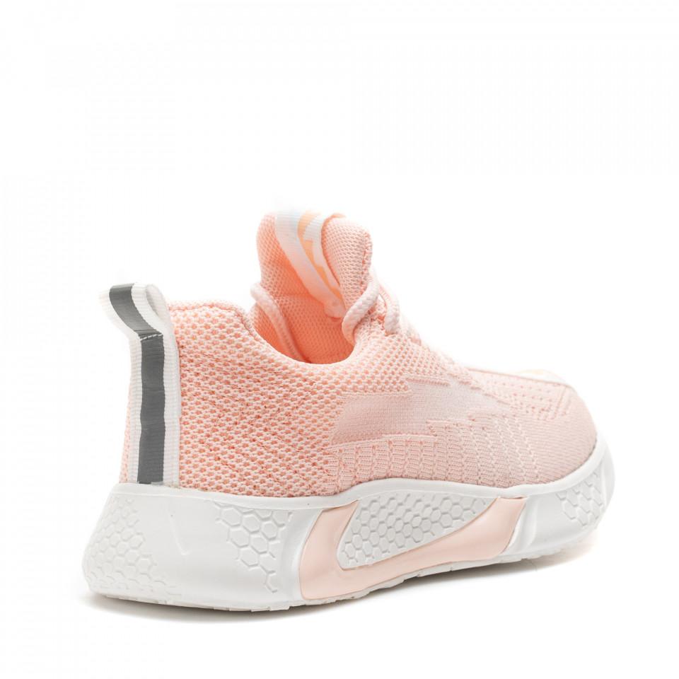 Pantofi Sport Cod: LD-3032B PINK (J03)