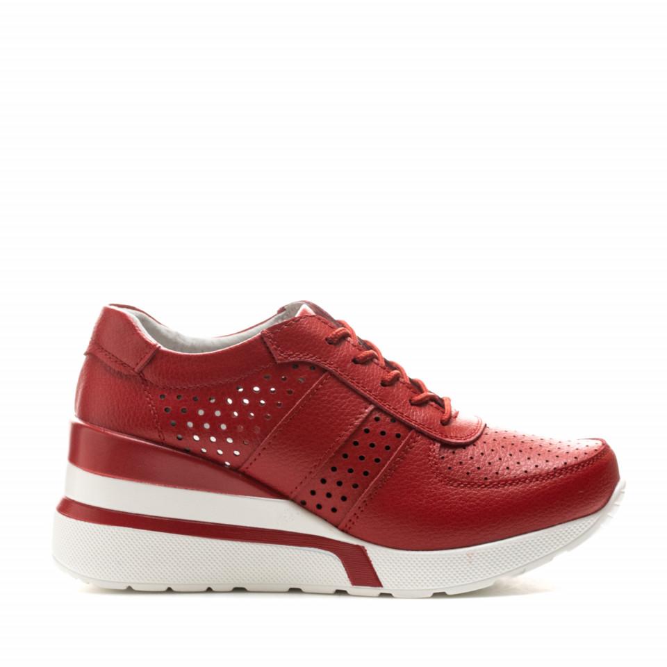 Pantofi Sport Cod: XH-2007 RED (E010)