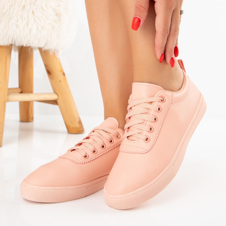 "Pantofi sport ""MireaFashion"" Cod: D10-3 PINK (Q01)"