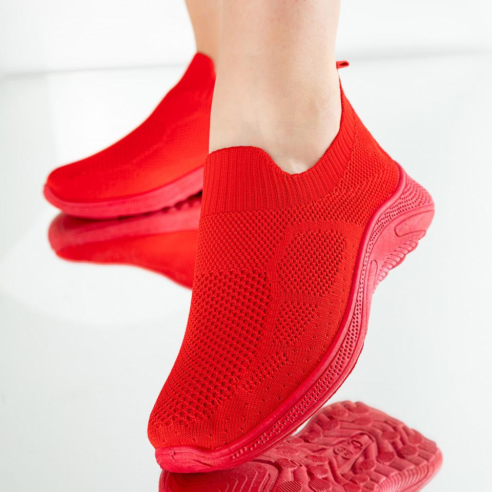 "Pantofi Sport ""MireaFashion"" Cod: H-1 RED (L01)"