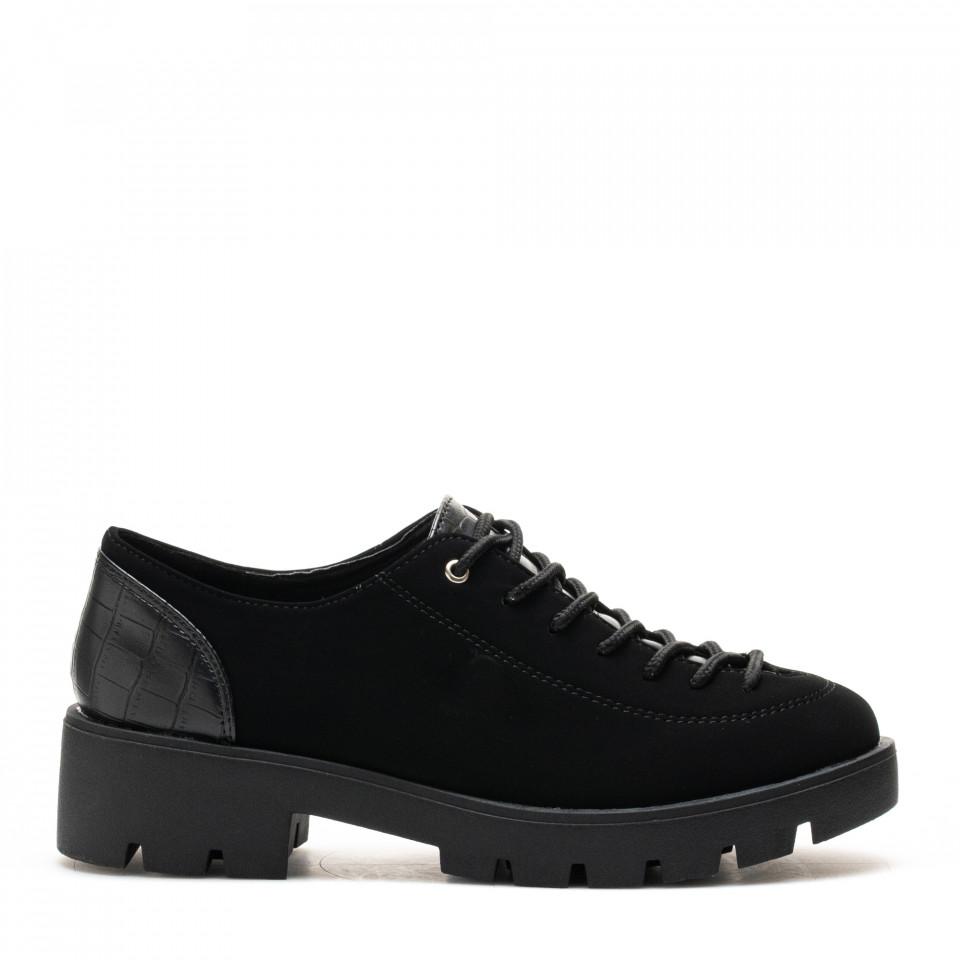 Pantofi Cod: DS11A04 BLACK (E09)
